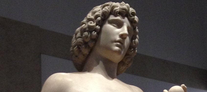 Renaissance period statue