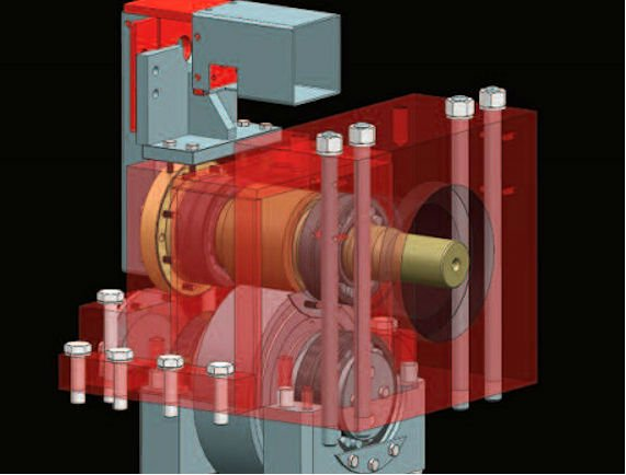 Scanning Industrial Equipment – The Pump project