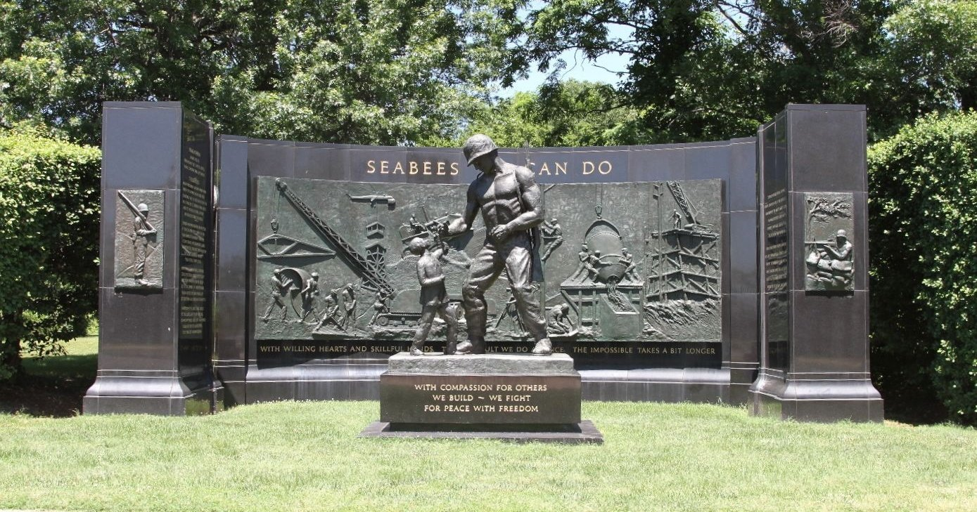 US Navy Seabee Memorial