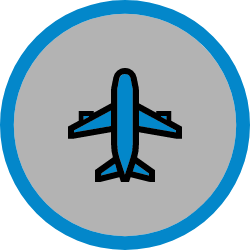 Aircraft Icon Hover