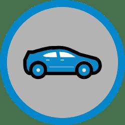 Car Icon Hover