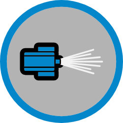 Technology Icon Hover
