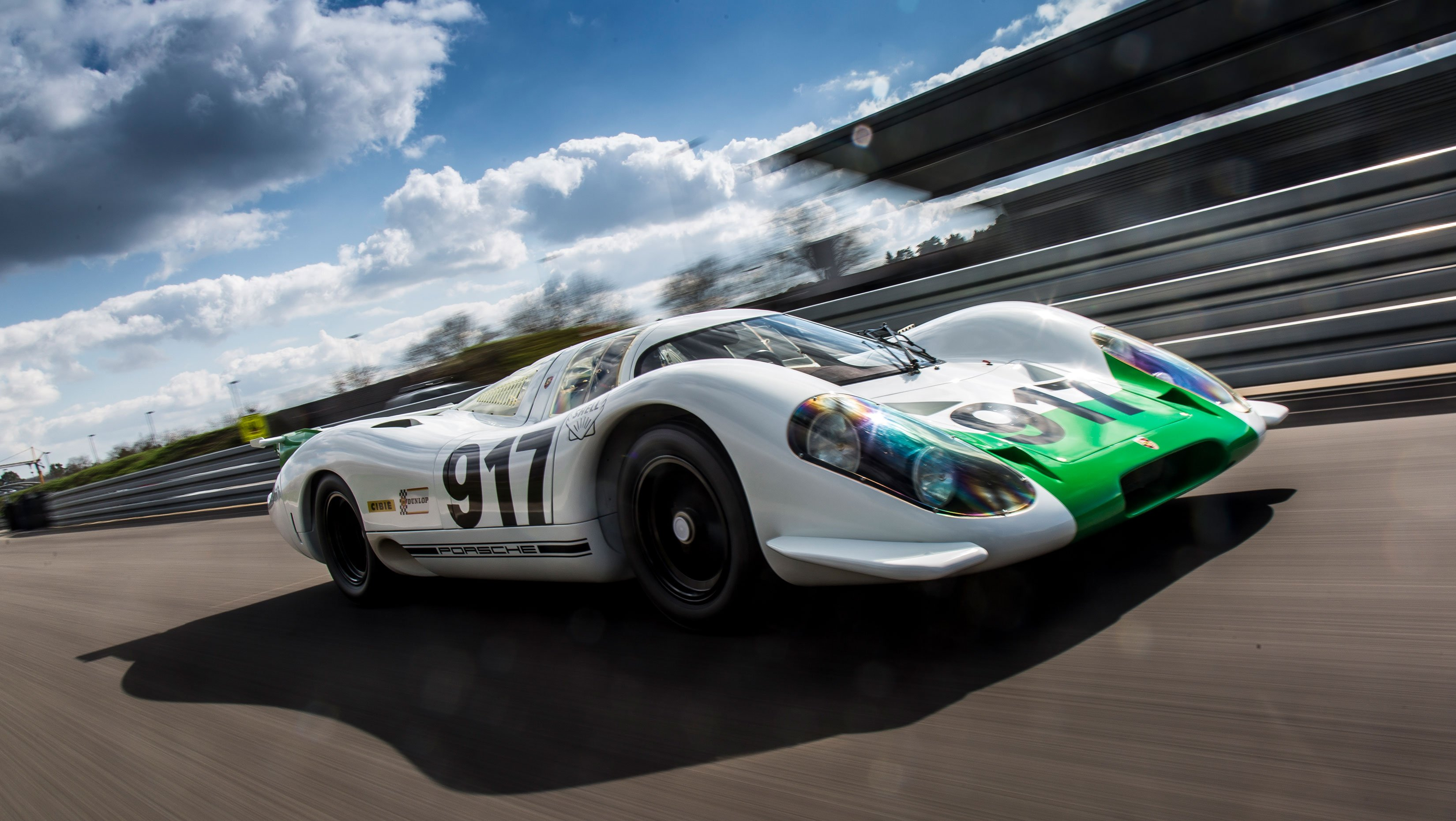 Restored Original Porsche 917