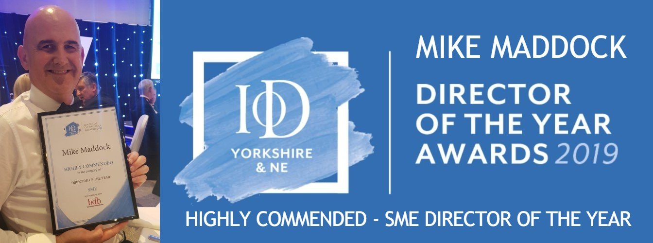 PES Performance's success recognised at regional IOD Awards