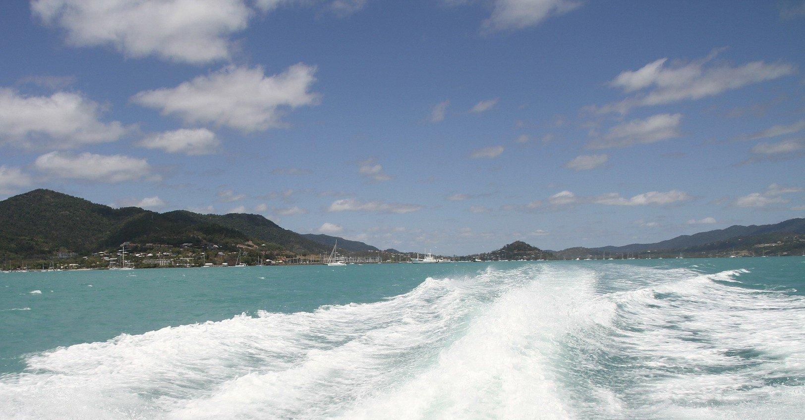 3D Scanning Helps Optimise Marine Aerodynamics